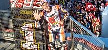 Marc Márquez: el tricampeón más joven deMotoGP