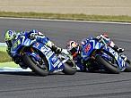 Un podio de Suzuki le haría perder sus concesiones en MotoGP para 2017