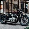 La Triumph Bonneville Bobber es un guiño a las motos de los '40