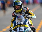 MotoGP Australia 2016: pole para Thomas Luthi en un festival decaídas