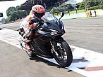 Márquez prueba la nueva Honda CBR250RR enIndonesia