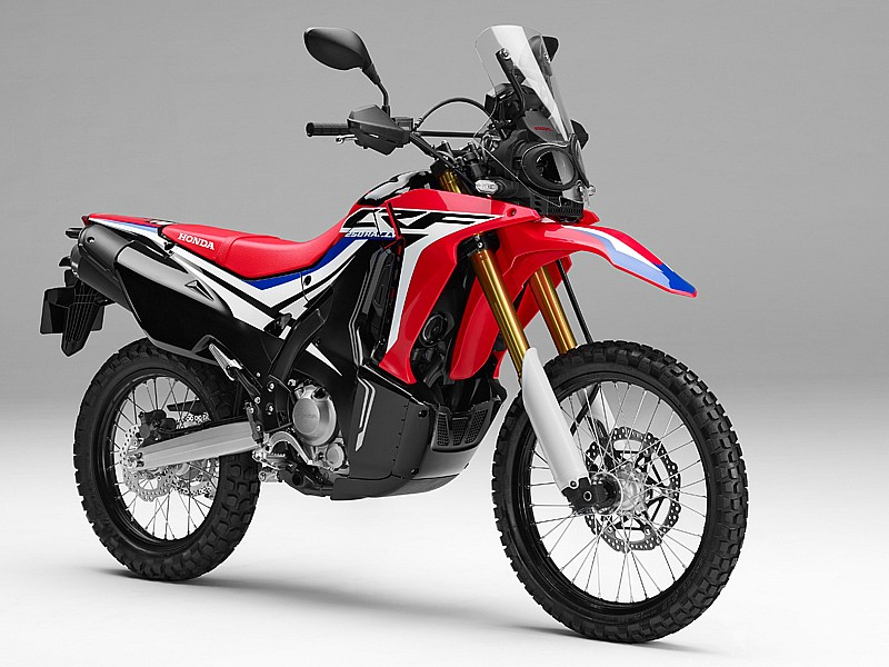 honda crf250 rally 2017 dakariana a escala motos honda motos trail. Black Bedroom Furniture Sets. Home Design Ideas