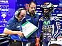 """Piero Taramasso (Michelin): """"Desde que Márquez llegó, el estilo de pilotaje ha cambiado"""""""