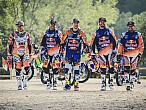 Dakar 2017: KTM Rally Factory Racing a por todas