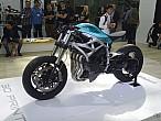 Divergent Dagger, la motocicleta creada en una impresora 3D
