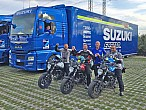 Del Red Bull Ring a Brno en una Suzuki SV 650