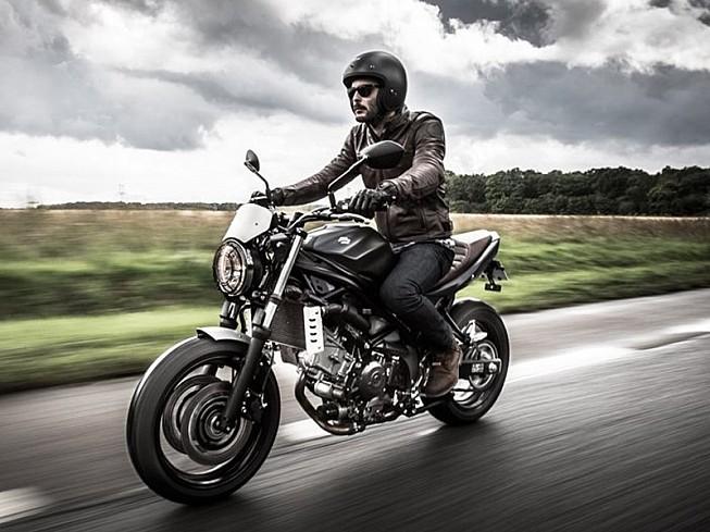 suzuki sv650 scrambler naked off road nuevas motos zonaoff. Black Bedroom Furniture Sets. Home Design Ideas