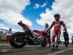 MotoGP: Así eran las pruebas de neumáticosantes
