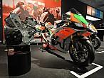 Aprilia RSV4 R FW-GP 2017: tecnología MotoGP para disfrute de losmortales