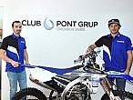 Los hermanos Guerrero, juntos en PontGrup Yamaha en 2017