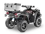 GIVI se pasa a las 4 ruedas con su baúl Trekker Outback para ATV yQuad