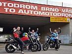 "Suzuki SV650A ""Road-Trip"": de Pavlov al Circuito deBrno"