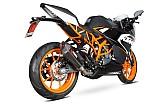 """La tecnología """"Red Power"""" de Scorpion se aplica a la KTM RC 125"""