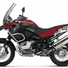 BMW R 1200 GS Adventure roja