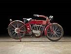 A subasta una Harley-Davidson de 1912 propiedad de SteveMcQueen