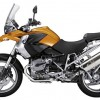 BMW R 1200 GS amarillo