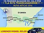 Ya hay ganador de la Campaña WD-40 Rutas Míticas 2016