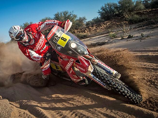 Dakar 2017 (Final): Gerard Farrés consigue la terceraposición