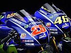 MotoGP 2017: El Movistar Yamaha de Rossi y Viñales presenta suscolores