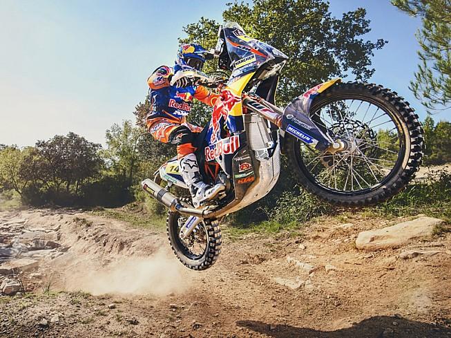 KTM y Dakar: un dúoimbatible