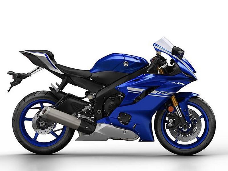 Cu nto cuesta la yamaha yzf r6 2017 motos yamaha for Cuanto cuesta pintar una moto