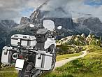 GIVI Trekker Dolomiti: capacidad yresistencia