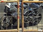 TVS Apache 300: más fotosespía