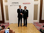 Honda e Hitachi firman un acuerdo para desarrollar y fabricar motoreseléctricos