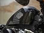 Harley-Davidson Dark Custom 2017: estéticaunderground