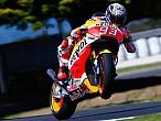 Test MotoGP 2017: Márquez lidera en Australia y Rossi seacerca