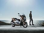 La Yamaha X-MAX 300 llega el próximo mes de mayo a losconcesionarios