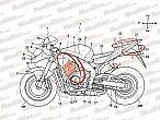 Honda CBR600RR: ¿patentes de una nuevageneración?