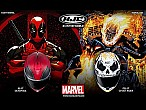 Cascos HJC Deadpool y Ghost Rider: marvelízate
