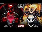 Cascos HJC Deadpool y Ghost Rider:marvelízate