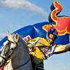 Adam Raga a caballo - Red Bull Don Quixote