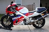 Motos de ensueño a la venta: Honda RVF750R (RC45)