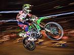 AMA Supercross 2017 (Indianapolis): Eli Tomac sigueimparable
