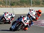 Copa Honda CBR300R: Ferran Hernández se lleva la primera victoria delaño