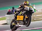 MotoGP Qatar 2017: Thomas Luthi consigue el mejor registro de loslibres