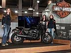 Harley-Davidson presenta la Street Rod enEspaña