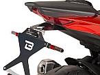 Minimalismo moto con los intermitentes Barracuda IDEA B-LUX