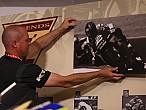 Kenny Roberts Jr., nuevo MotoGPLegend