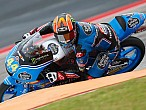 MotoGP Austin 2017: Aron Canet se lleva la pole de Moto3 por casi unsegundo