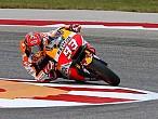MotoGP Austin 2017: lucha titánica por la pole que se acaba llevandoMárquez