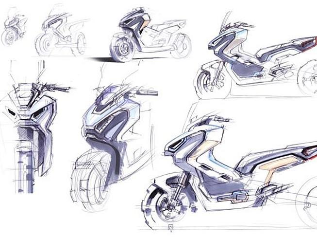 Diseños Honda X-ADV