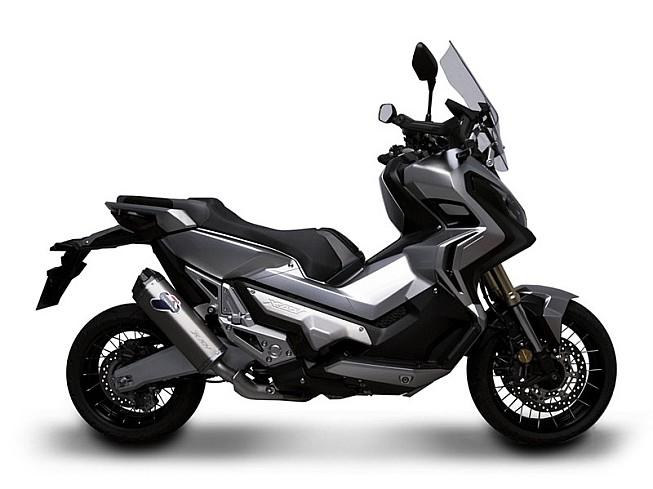 Escape Termignoni para la Honda X-ADV 01