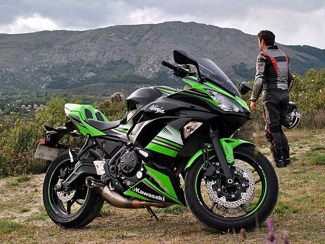 Prueba Kawasaki Ninja 650 Krt Edition 2017 La Heredera Motos