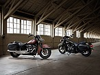 Harley-Davidson 2018: poderío Softail y retoques Touring