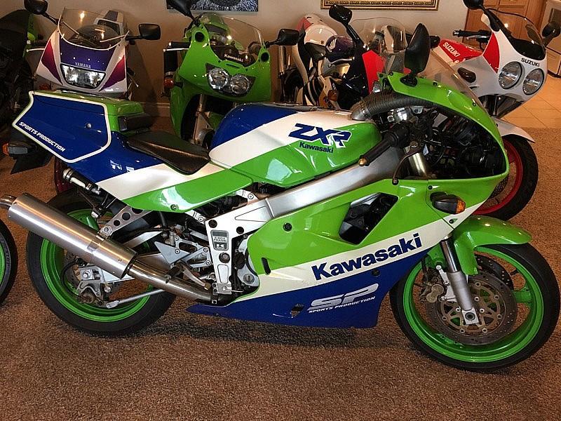 Motos De Ensueño A La Venta Kawasaki Zxr400 1989 Motos Sociedad