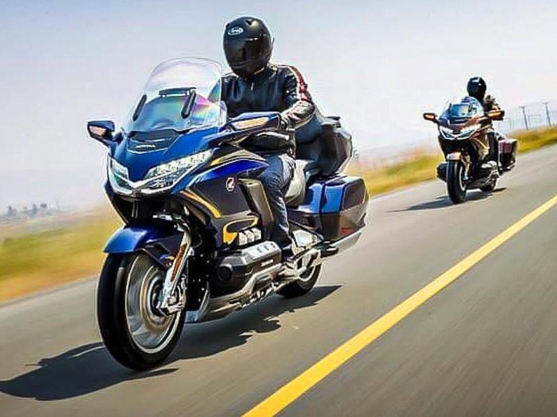 Futura honda goldwing 2018 motos honda motos gran for Salon de milan moto 2018